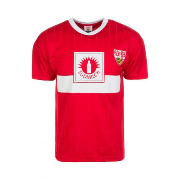 Camiseta Stuttgart 1990/91