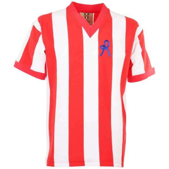 Camiseta Lanerossi Vicenza años 70