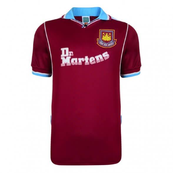 Camiseta West Ham 1999/2000