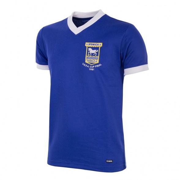 Camiseta Ipswich Town 1980/81