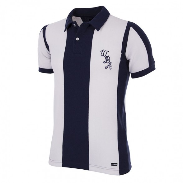 Camiseta West Bromwich Albion 1978/79