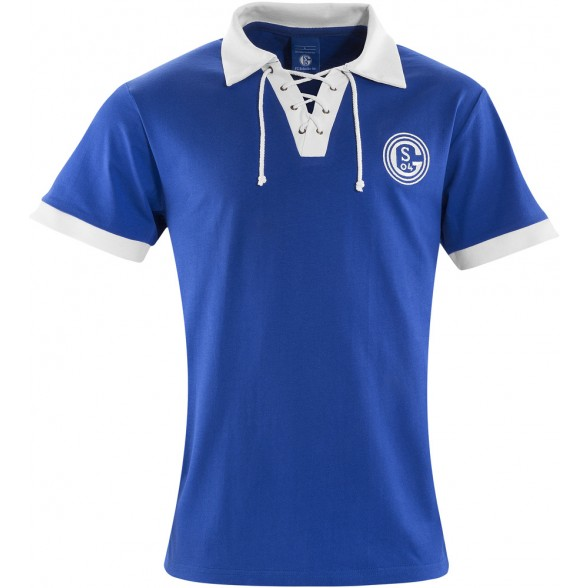 Camiseta FC Schalke 04 1950/51