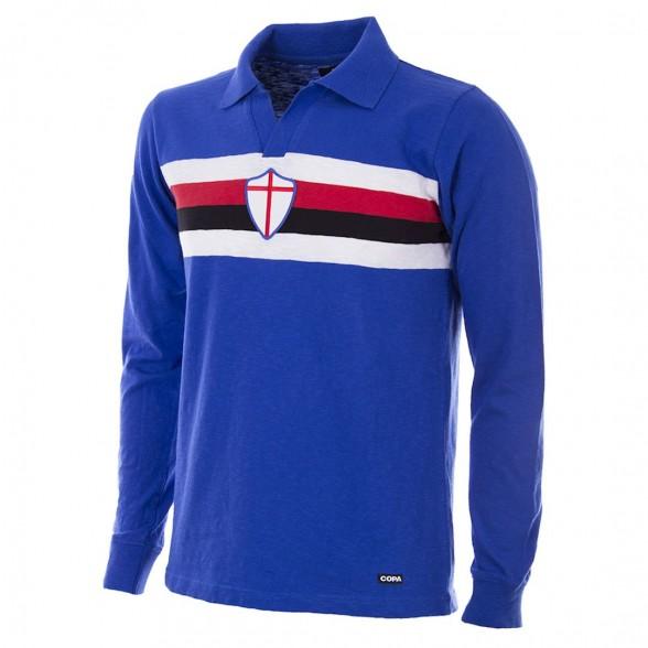 Camiseta UC Sampdoria 1956/57
