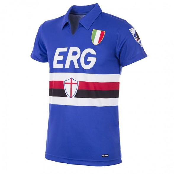 Camiseta UC Sampdoria 1991/92