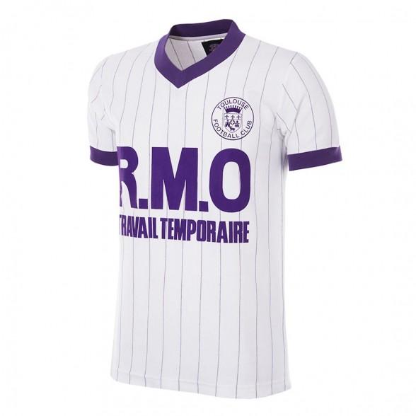 Camiseta FC Toulouse 1983/84 Away