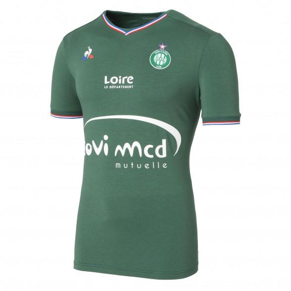 Camiseta Saint Etienne Replica