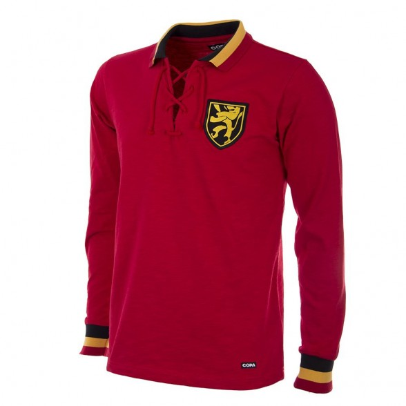 Camiseta Bélgica 1954