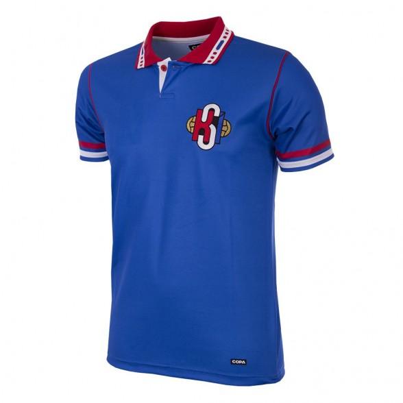 Camiseta Islandia 1996