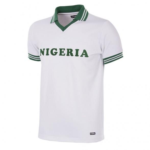 Camiseta retro Nigeria 1980
