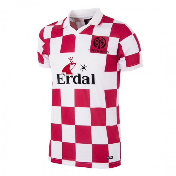 Camiseta FSV Mainz 05 1996/97