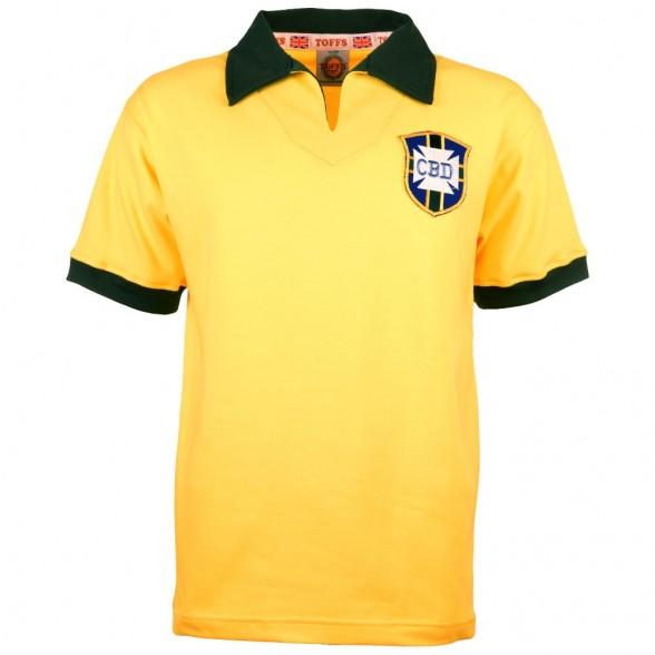 Camiseta retro Brasil años 60