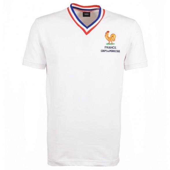Camiseta Francia 1966 visitante