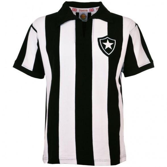 Camiseta retro Botafogo años 60-70