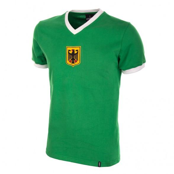 Camiseta Alemania años 70 verde