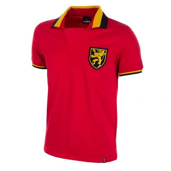 Camiseta Bélgica años 60