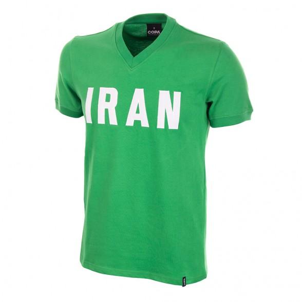 Camiseta Irán años 70