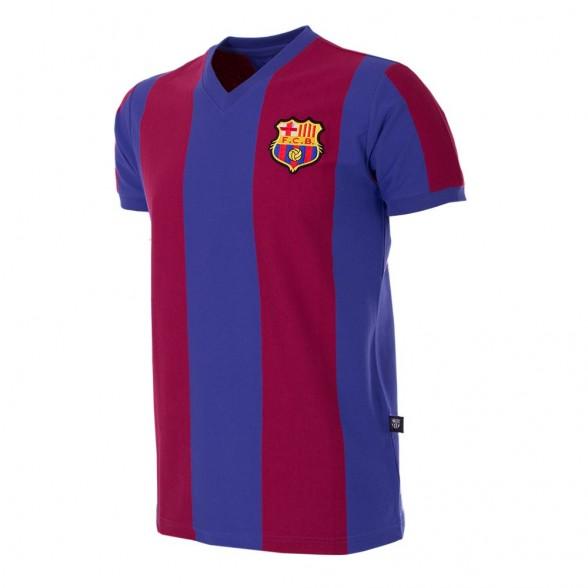 Camiseta retro Barcelona cruyff