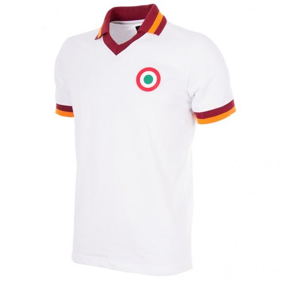 Camiseta AS Roma 1980-81 2ª equipación