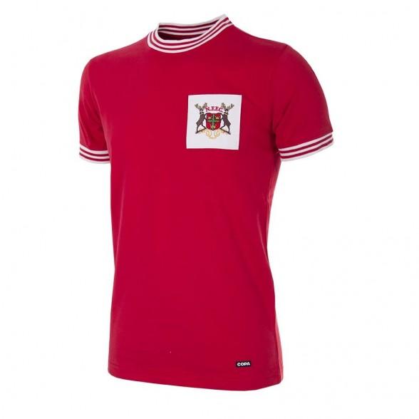 Camiseta Nottingham Forest 1966/67