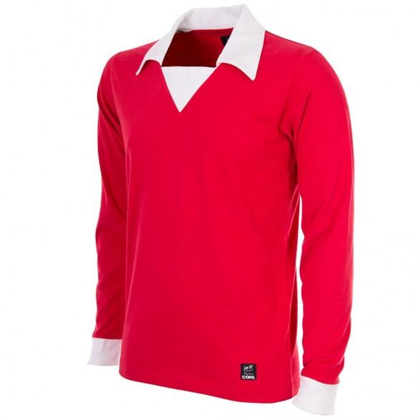 Camiseta Manchester United años 70 - George Best
