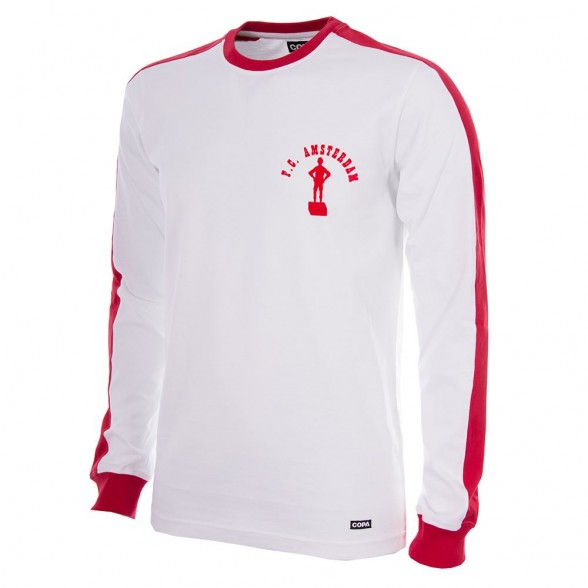 Camiseta FC Amsterdam 1976/77