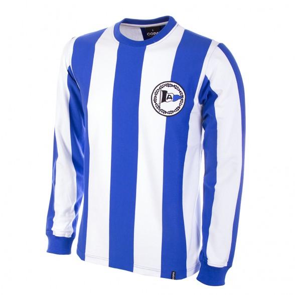 Camiseta Arminia Bielefeld años 70
