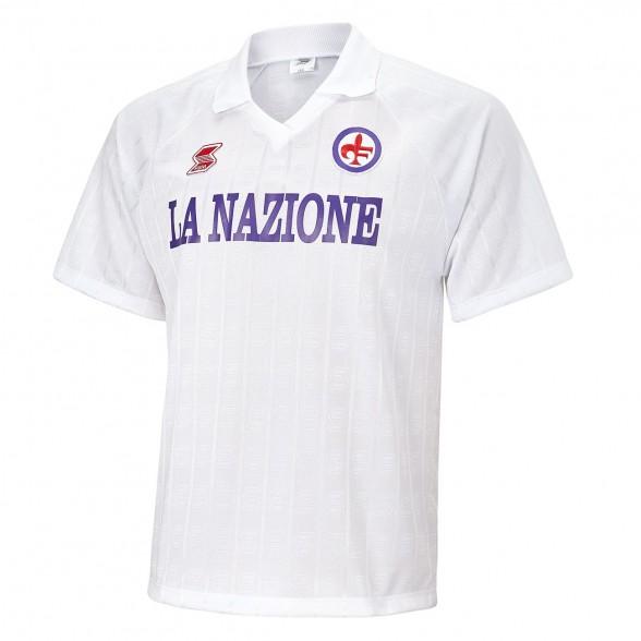 Camiseta Fiorentina 1989/90 Visitante