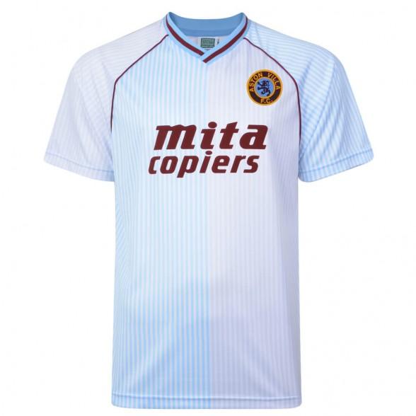 Camiseta Retro Aston Villa 1988 Visitante