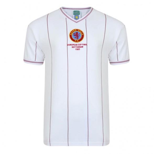 Camiseta Retro Aston Villa 1982 Final Copa de Europa
