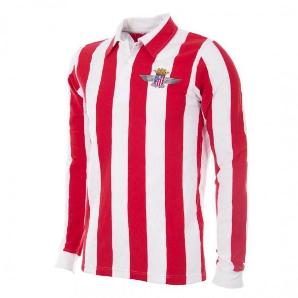 Camiseta Retro Atlético de Madrid 1939-40