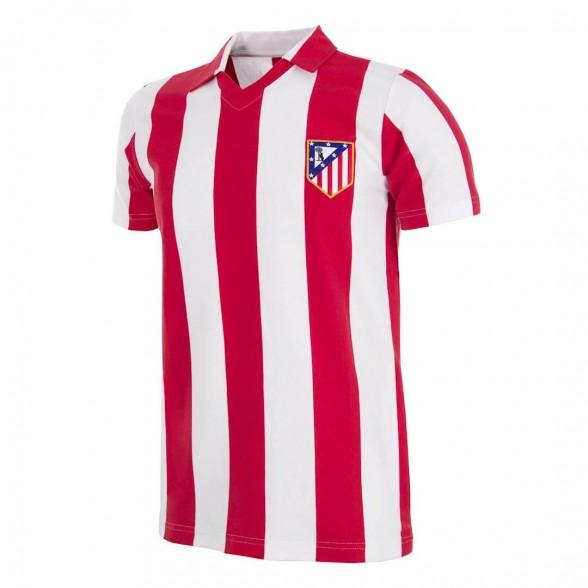 Camiseta Retro Atlético de Madrid 1985-86