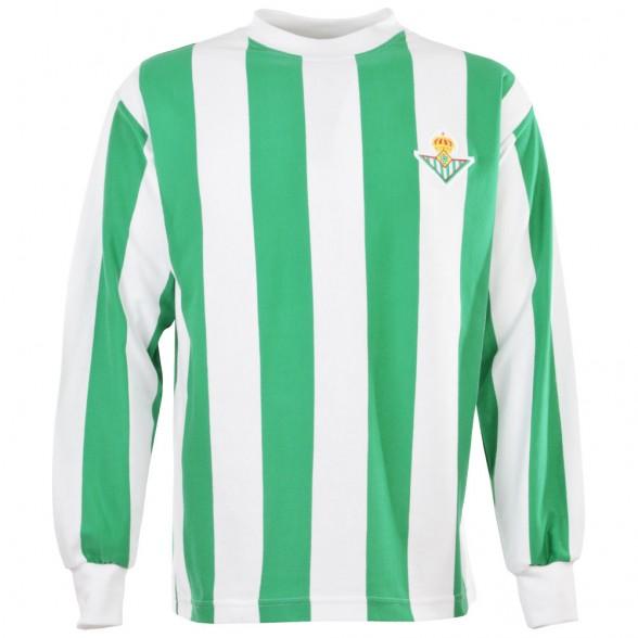 Años Retrofootball® Camiseta Del Real 60 Betis Antigua Balompié xTXq0a