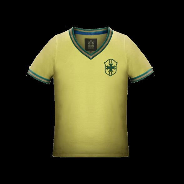 Brasil   Verde   Amarela   Niño