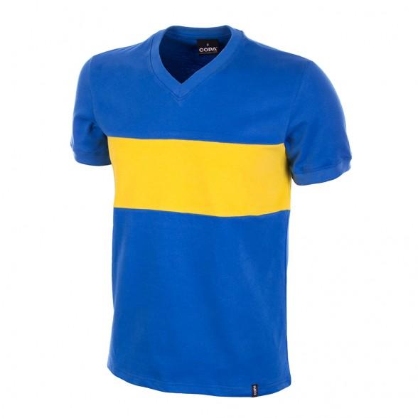 Camiseta Boca años 60