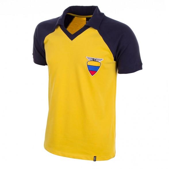 Camiseta Ecuador años 80