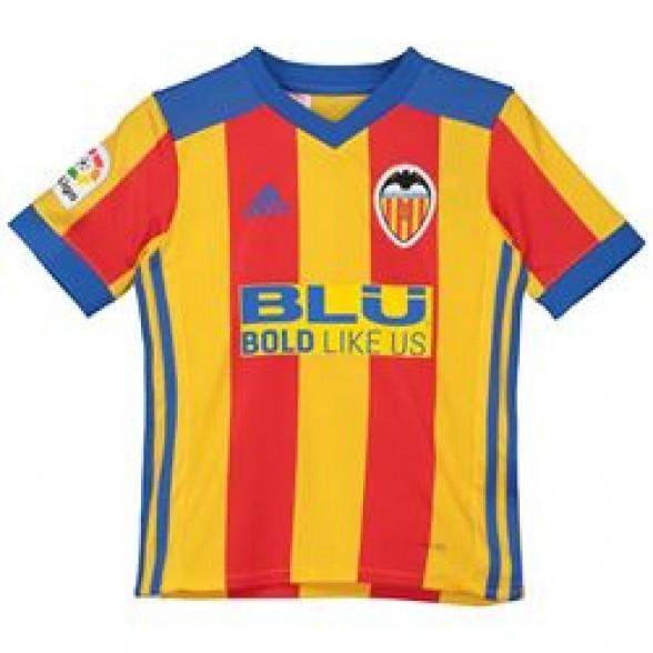 Camiseta Valencia Senyera 2017-2018 | Niño