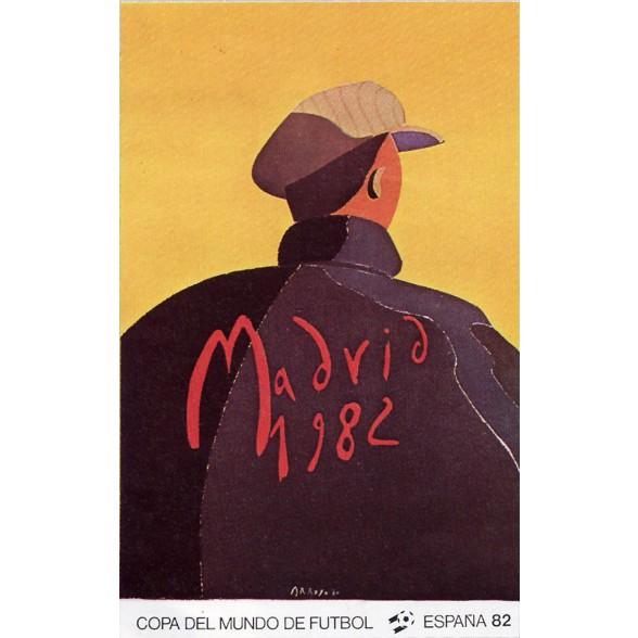"""Joan Miró """"La Fiesta""""   España 82"""