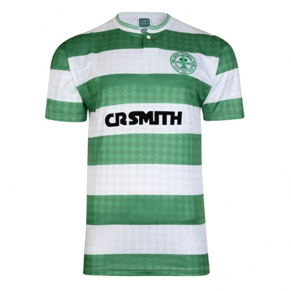 Camiseta Celtic Glasgow 1988