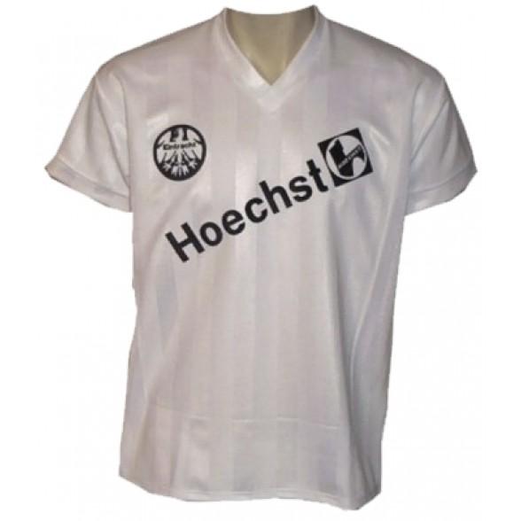 Camiseta Eintracht Frankfurt 1987-88