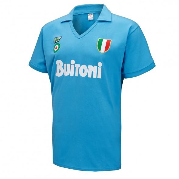 ff3c2856ca290 Camiseta SSC Napoli 1987-88