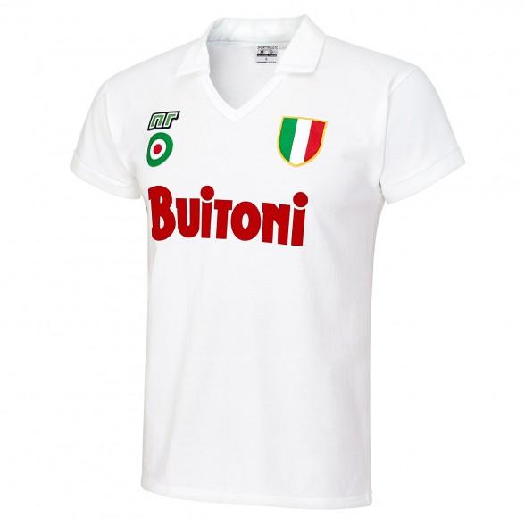 Camiseta SSC Napoli 1987-88 | Visitante