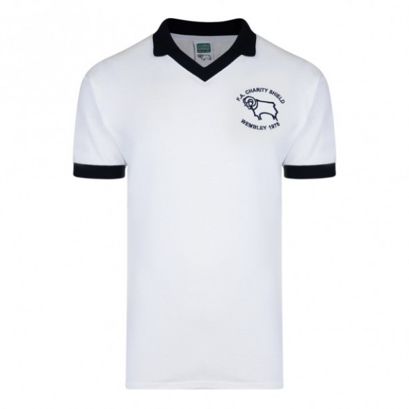 Camiseta Derby County 1975