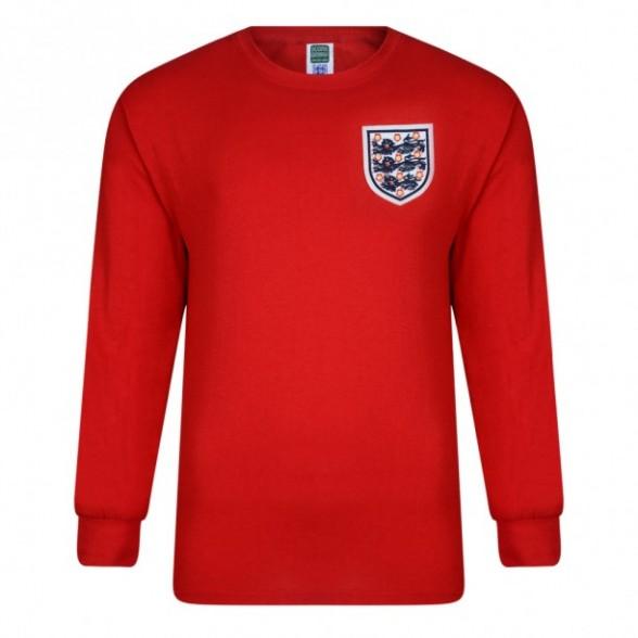 Camiseta Inglaterra 1966