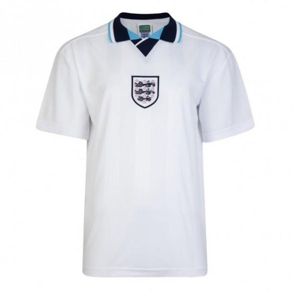 Camiseta Inglaterra 1996  a8958b6fc1ecd