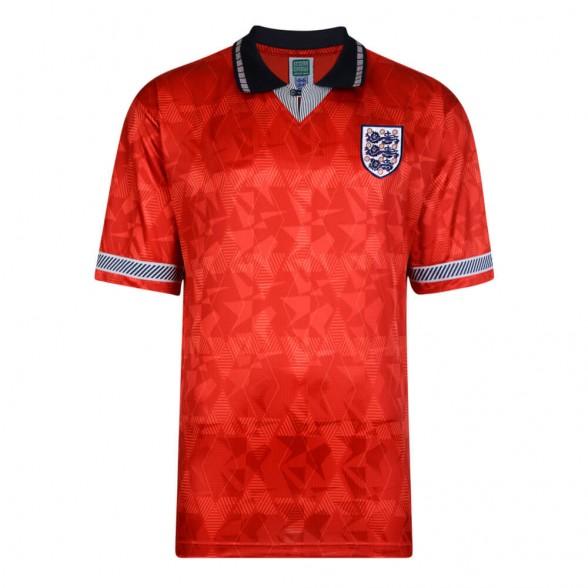 Camiseta Retro Inglaterra 1990 Visitante