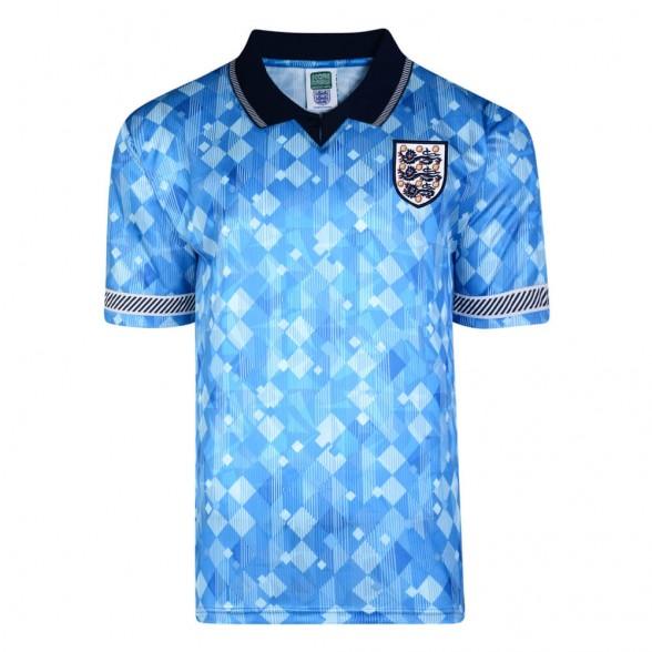 Camiseta Retro Inglaterra 1990 Tercera Equipación