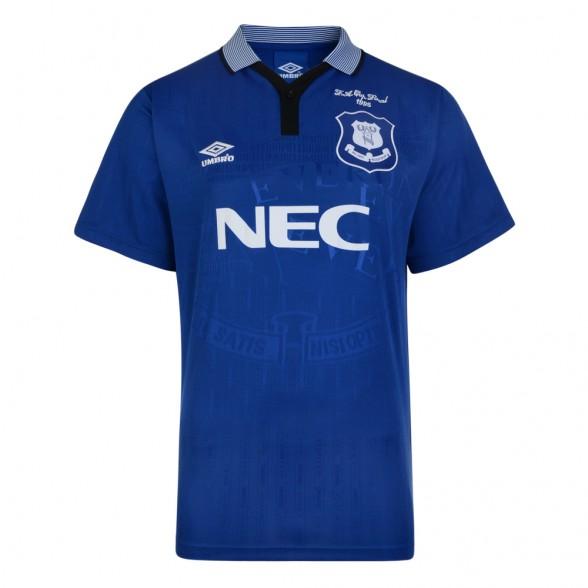Camiseta Everton 1994/95 Umbro