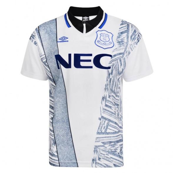 Camiseta Retro Everton 1994-95 Visitante
