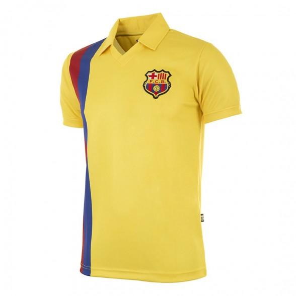 Camiseta Retro FC Barcelona 1981-82 Visitante