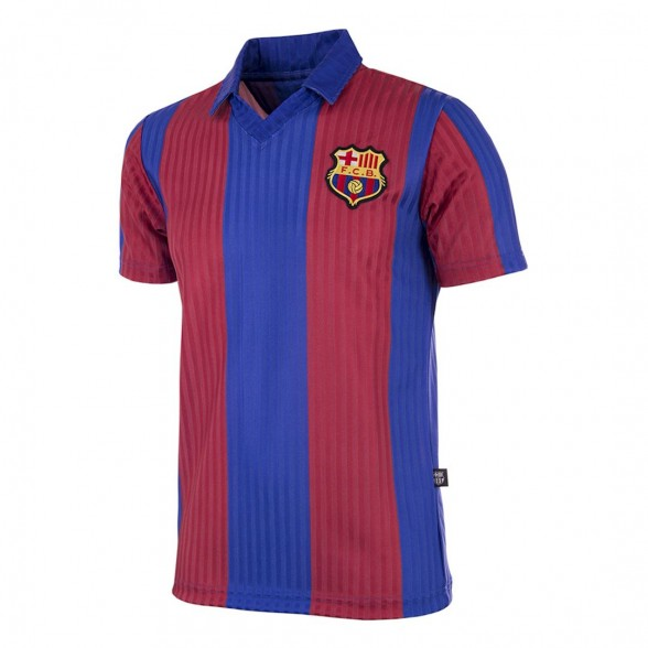 Camiseta Retro FC Barcelona 1990-91